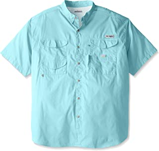 Columbia Men's Bonehead Short-Sleeve Work Shirt,...