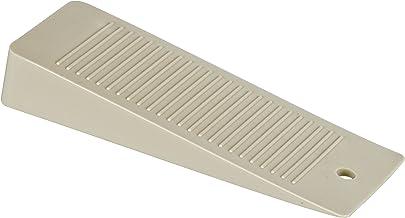 WENKO WK4960020 Cuñas para puertas (2 unid, Beige, 10 x 3.5 x 1.5 cm