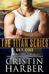 The Titan Series: Set One (Titan Box Set Book 1) Kindle Edition