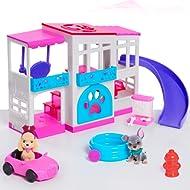 Barbie Pet Dreamhouse Playset