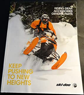2016 SKI-DOO SNOWMOBILE CLOTHING & ACCESSORIES CATALOG 155 PAGES (512)