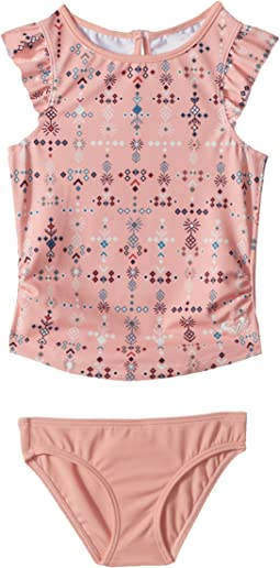Roxy Kids - Boho Baby Tankini Set (Toddler/Little Kids)