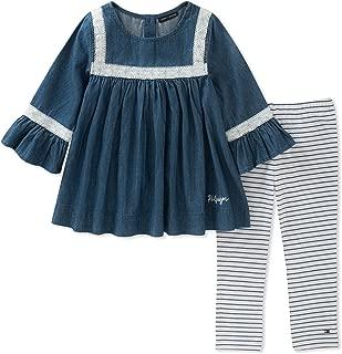 Best baby girl denim tunic Reviews
