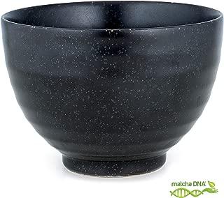 MatchaDNA Handcrafted Matcha Tea Bowl - Black
