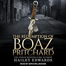 The Redemption of Boaz Pritchard: The Redemption of Boaz Pritchard, Book 1