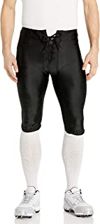 Intensity Men's Game Football Pants, Black, X-Large