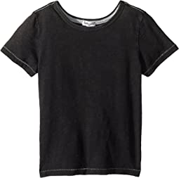 Washed Slub Jersey Tee (Little Kids/Big Kids)