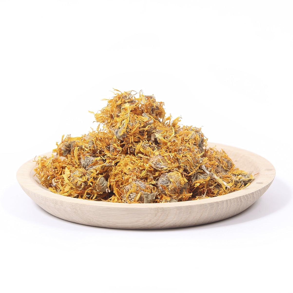 愛する糸花に水をやるDried Marigold Petals - 1Kg