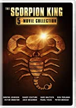 Best movies with scorpions Reviews