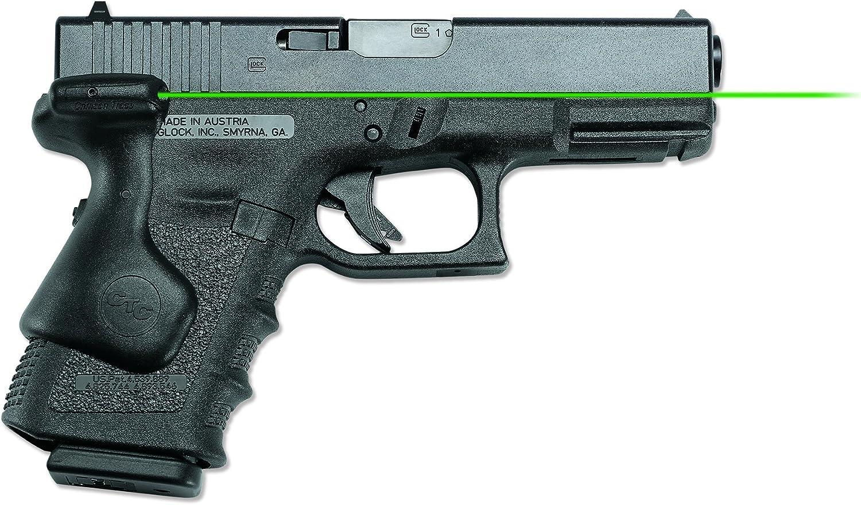 Crimson Trace LG-639G Lasergripsfor Glock 19