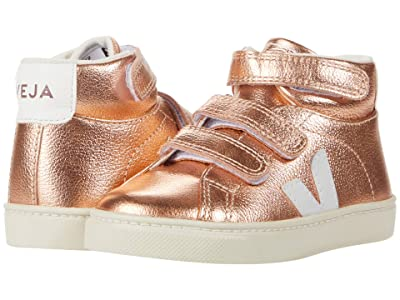 VEJA Kids Small Esplar Mid (Toddler) (Venus/White) Kid