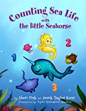 Counting Sea Life with the Little Seahorse (Interactive Counting 1-30 with Surprise Ending)