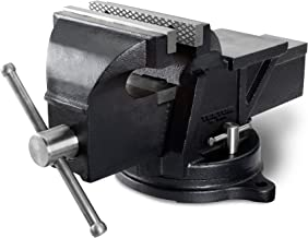 TEKTON 6-Inch Swivel Bench Vise | 54006
