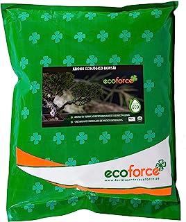 CULTIVERS Abono Especial para Bonsái de 5 kg. Fertilizante de Origen 100% Orgánico y Natural, Granulado de Liberación Lenta y controlada con NPK 8-1-5+74% M.O. y Ác. Húmicos
