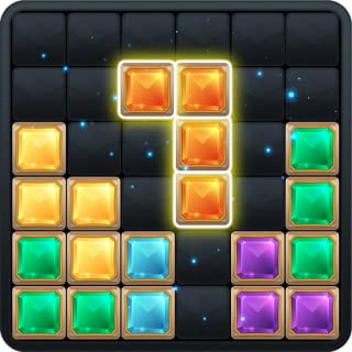 Block Puzzle Gems 1010 - free puzzle games for kindle fire & kids