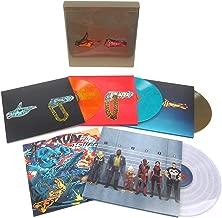 Run The Jewels: Vinyl LP Album Boxset (RTJ 1, 2, 3 + Stay Gold Jewel Box)