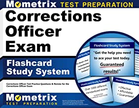 Corrections Officer Exam Flashcard Study System: Corrections Officer Test Practice Questions & Review for the Corrections Officer Exam (Cards)