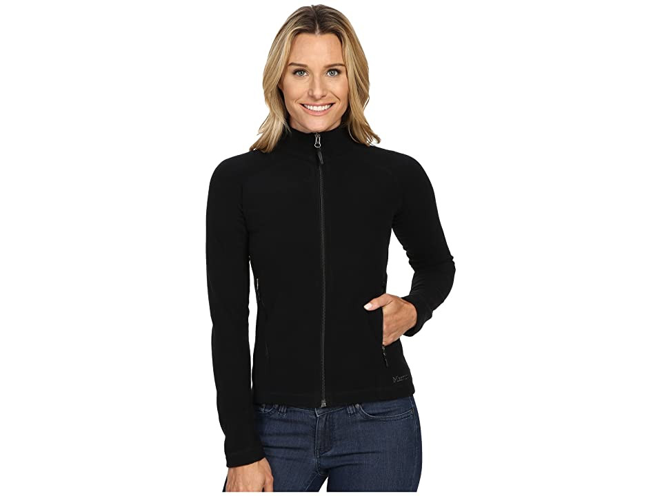 Marmot Rocklin Full Zip Jacket (Black) Women