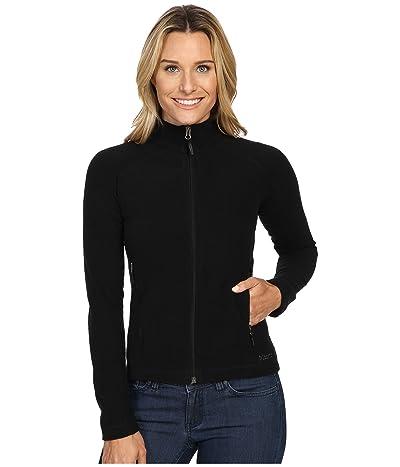 Marmot Rocklin Full Zip Jacket (Black) Women