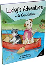 Lucky's Adventure in the Great Outdoors: A children's book about friendship and teamwork (Lucky's Adventures Series)