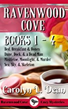 RAVENWOOD COVE: A Cozy Mystery Collection: Books 1 - 4 (Ravenwood Cove Cozy Mysteries) (English Edition)
