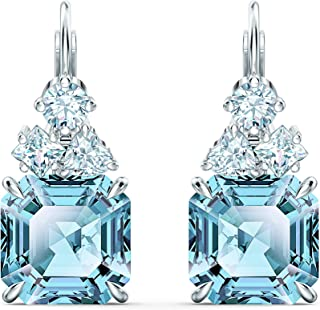 SWAROVSKI Women`s Sparkling Aqua Blue Crystal Jewelry Collection
