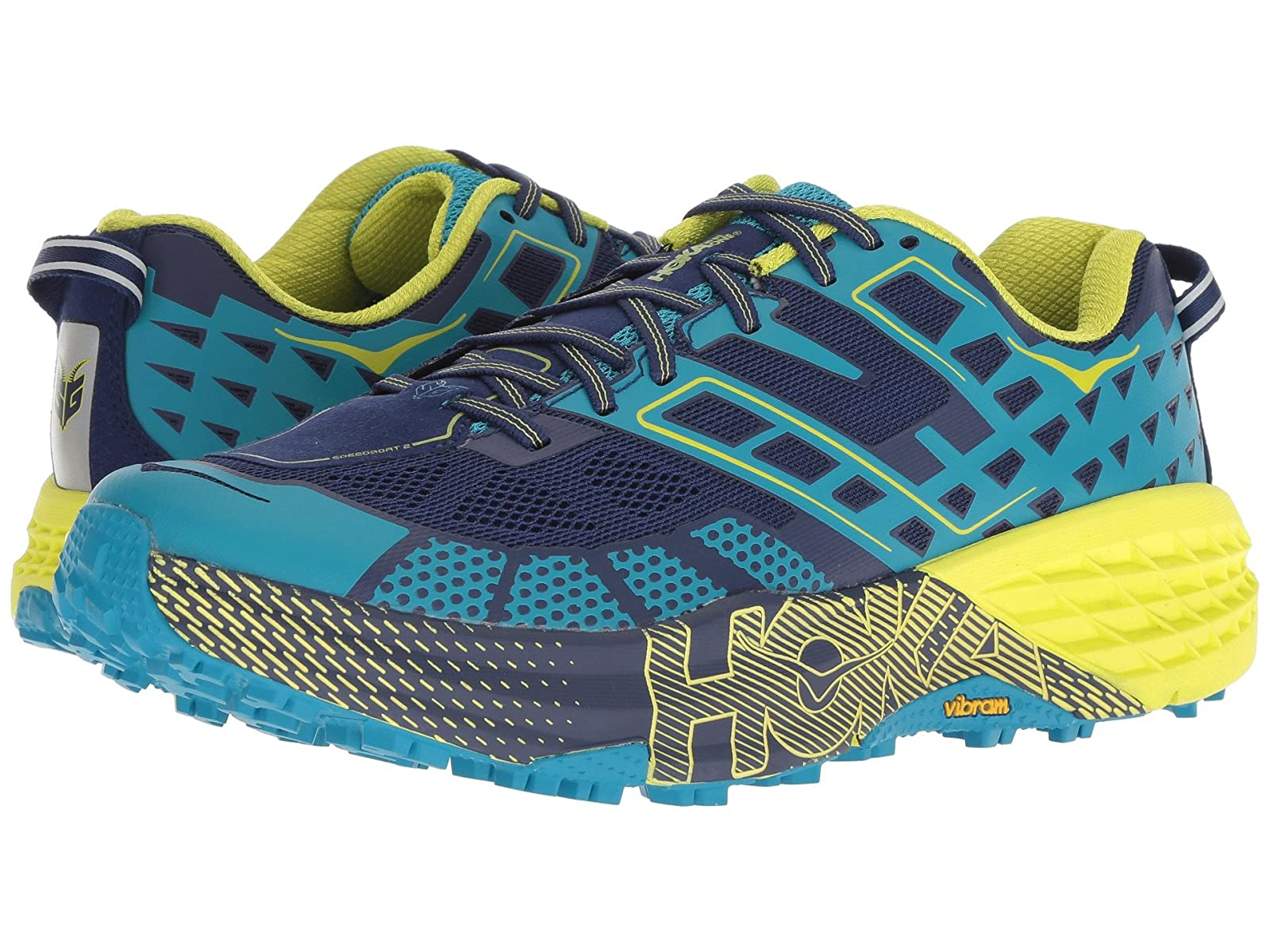 Hoka One One Speedgoat 2Atmospheric grades have affordable shoes