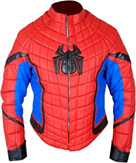 F&H Kid's Spiderman Homecoming Tom Holland Jacket