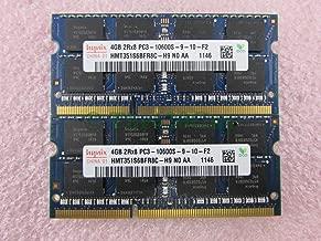 Hynix 8GB 2 x 4GB PC3-10600S DDR3 1333 SODIMM Laptop Memory Kit Lenovo 55Y3717