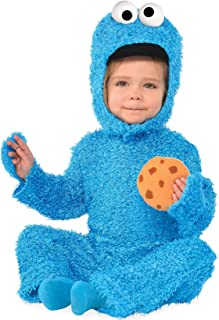 Suit Yourself Cookie Monster Halloween Costume for Babies, Sesame Street, with Accessories