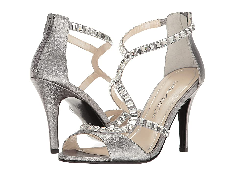 Caparros Idalia (Pewter Metallic) High Heels