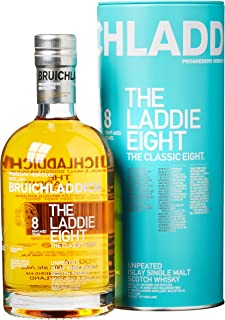 Bruichladdich The Laddie Eight 8 Years Old Whisky mit Geschenkverpackung 1 x 0.7 l