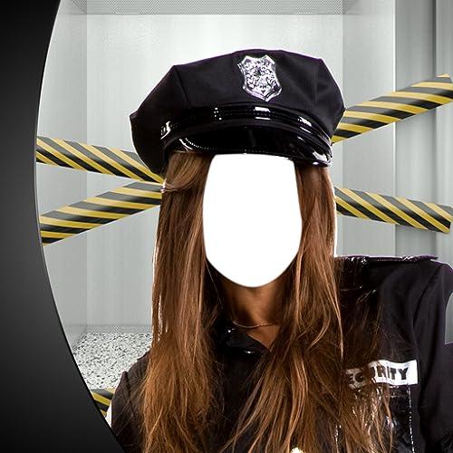 Polizei Foto Montage