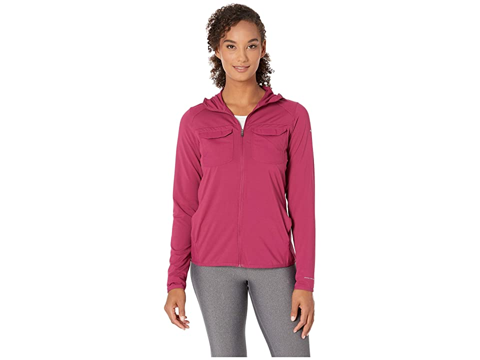 Columbia Saturday Trailtm II Hoodie (Wine Berry) Women