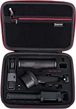 Smatree Hard Carrying Case Compatible with DJI Osmo Pocket, Extension Rod, OSMO Pocket Waterproof Case and Other Accessories (OSMO Pocket and Accessories are NOT Included)