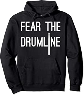 Inktastic Drumline Music Quote T-Shirt Drummer Drums Percussion Percussionist