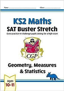 New KS2 Maths SAT Buster Stretch: Geometry, Measures & Statistics