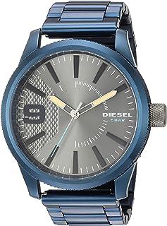 Diesel Rasp Nsbb Analog Grey Dial Men's Watch - DZ1872