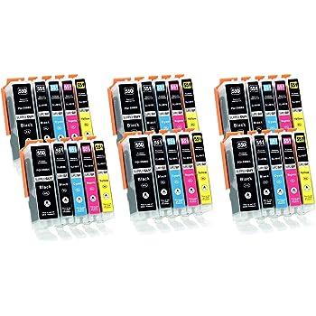Printer Spare Parts Empty Inkjet Printer Ink Cartridge Pgi-550 Cli-551 for Can0n Pixma Mg 6450 Mg 5550 Ix6850 Pgi550 Cli551 Printer Ink Box