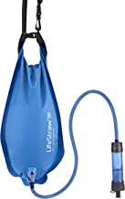 LifeStraw Flex Advanced Water Filter with Gravity Bag - Removes Lead, Bacteria, Parasites and Chemicals