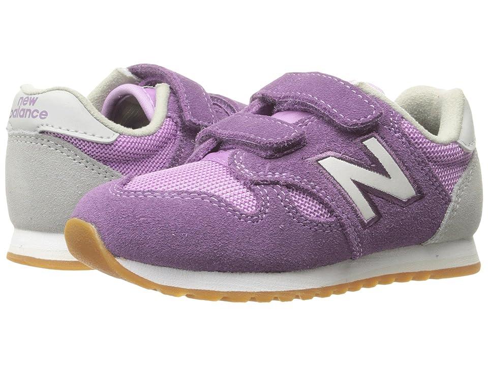 New Balance Kids KA520v1 (Infant/Toddler) (Purple/White) Girls Shoes