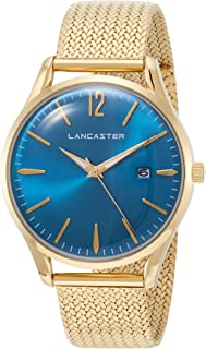 [ランカスターパリ]Lancaster Paris 腕時計 MLP001B/YG/CL MLP001B/YG/CL メンズ 【正規輸入品】