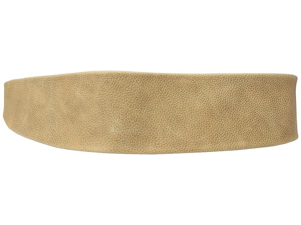 ADA Collection Naomi Belt (Textured Tan) Women