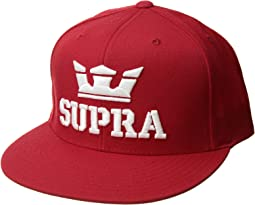Above Snapback Hat