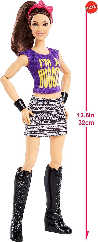 WWE Superstars Bayley Fashion Doll