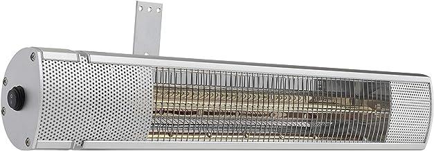 Tristar KA-5277 - Calefactor para exterior, Infrarrojos, montaje en pared, IP55