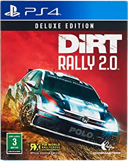 Codemasters 36884 Dirt Rally 2.0 Deluxe Edition (PS4)