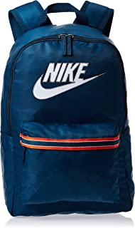 Nike Mens Backpack, Blue/White - Ba6092-474