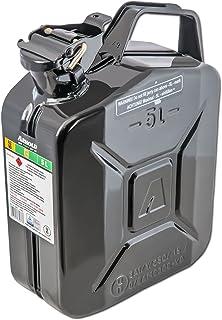 Arnold 6011-X1-2000 - Bidón para combustible (5 L), color negro