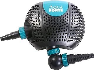 AquaForte Filtro de/Estanque Bomba Oplus de 10000 10 m³/h, Altura de extracción 5 m, 85 W